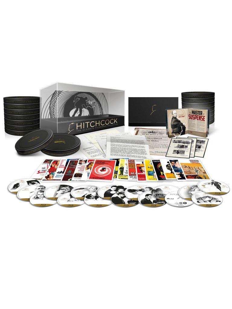 -50% de réduction pour l'achat de 5 Blu-ray/DVD