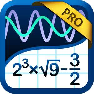 Graphing Calculator PRO (by Mathlab) gratuit pour Android (au lieu de 4.38€)