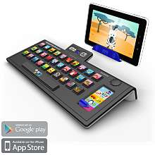 Clavier éducatif Tech Too Appy Alphabet pour tablettes iOS ou Android