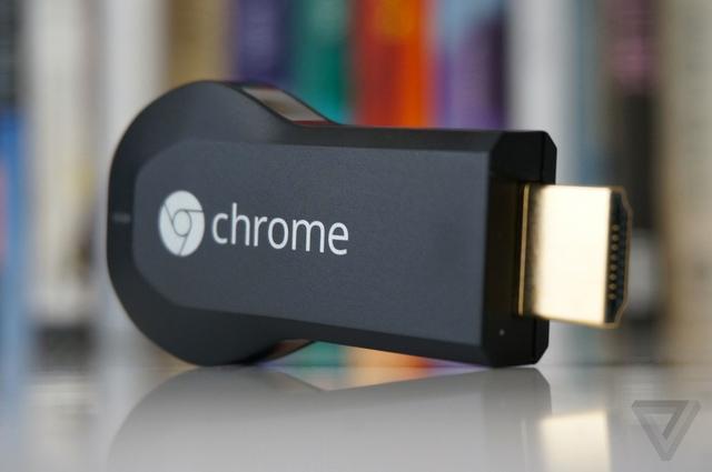 -10% sur toute la boutique accessoires (ex: Chromecast à 31,5€) et livraison gratuite
