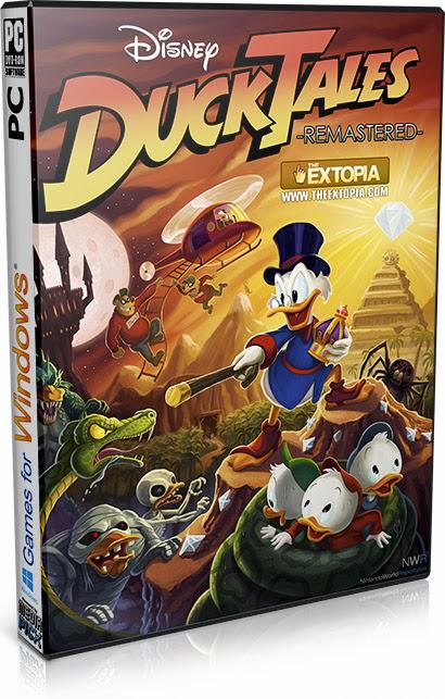 DuckTales Remastered sur PC (Steam)