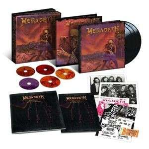 Megadeth - Peace Sells...But Who's Buying? - Edition limitée