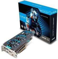 Carte graphique Sapphire Radeon R9 280X Vapor-X TRI-X OC With Boost 3GO