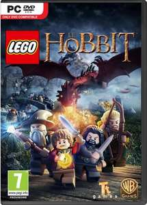 -10€ sur les jeux Lego The Hobbit - Ex : Version Nintendo 3DS