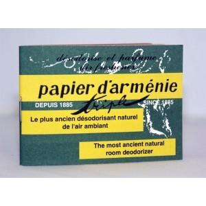 """Tendance Nature : """"LE"""" papier d'arménie"""