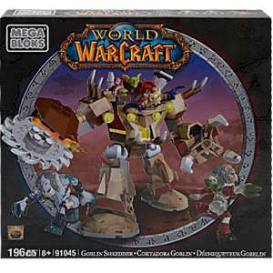 Megabloks World Of Warcraft