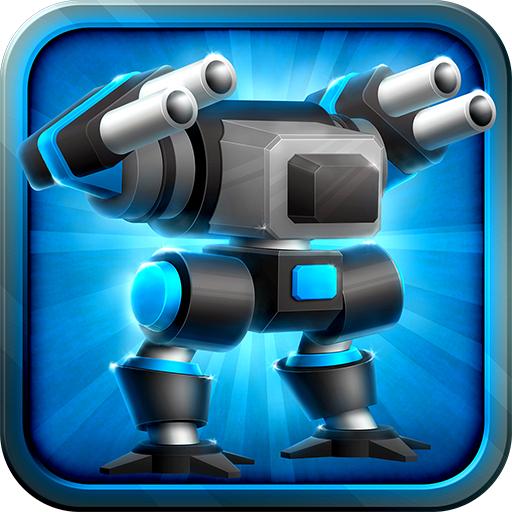 MechCom 3D RTS gratuit sur Android (au lieu de 0.75€)