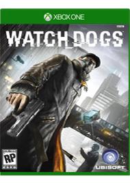 watch dogs sur PS4, Xbox One, Wii U, PS3, Xbox 360 (5€ de port)