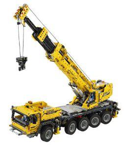 Lego Technic - Grue Mobile MK II (42009)