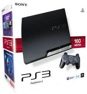 Console Playstation 3 160 Go