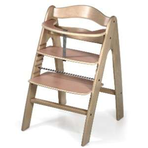 Chaise haute I'Coo pour enfant Pharo Whitewashed