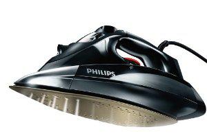 Fer à repasser Philips Azur GC4890/02, semelle technologie Anodilium, 2600 Watt - Noir