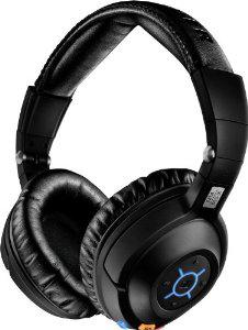 Casque sans fil Sennheiser MM 550-X à réduction de bruit Bluetooth + Étui