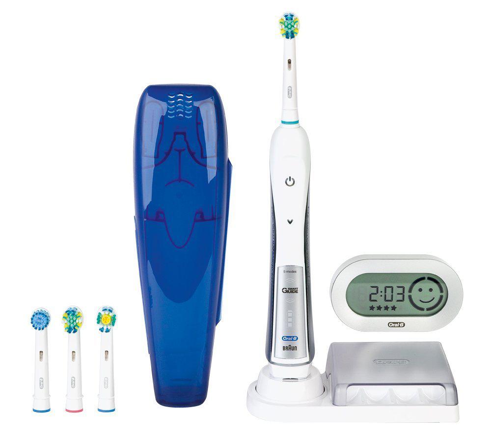 [màj] Brosse à dents électrique Oral-B TRIUMPH 5500 (avec ODR 40€)