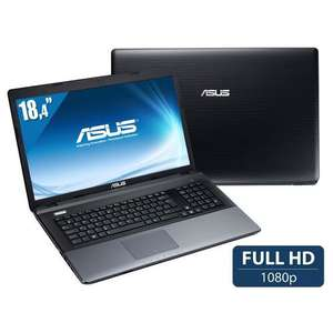 """PC Portable 18.4"""" Asus A95VB-YZ085H - Core i7-3630QM 2,4 GHz - 4 Go DDR3 - 1 To - GeForce GT 740M"""