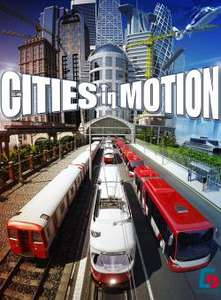 The Cities in Motion Bundle (Cities in Motion + 13 DLCs)