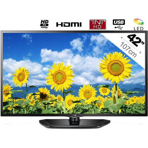 "Téléviseur 42"" LG 42LN5400 - Full HD (19.99€ de port)"