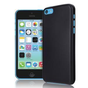 Coque pour iPhone 5C Xqisit Noir
