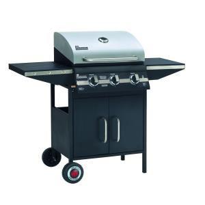 Grill Chef Barbecue gaz 3 brûleurs