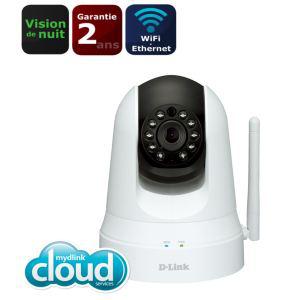 Caméra IP panoramique D-Link WiFi DCS-5020L