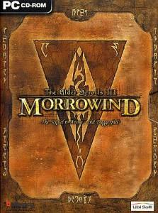 Jeu PC : Elder Scrolls 3 Morrowind