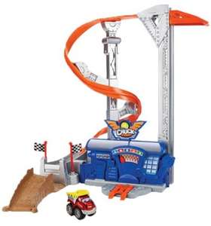Super Piste Electronique Playskool Chuck