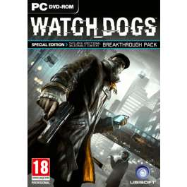 Jeu PC Watch Dogs + DLC Day 1 (dématerialisé)