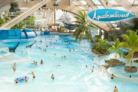 1 an d'accès illimité au parc aquatique Aquaboulevard
