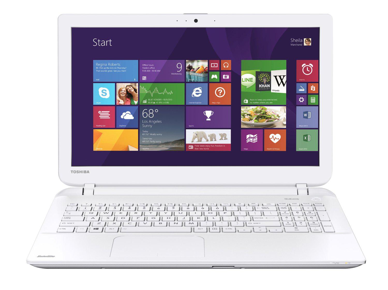 "PC Portable Toshiba L50-B-17J - Core i3, Ecran 15.6"", RAM 8Go"