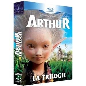 Arthur : La trilogie de Luc Besson (3 DVD / 3 Blu-ray)