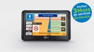 GPS MAPPY Ulti 590 Europe