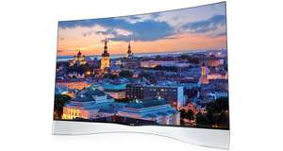 "TV 55"" OLED incurvée LG 55EA970V Full HD 3D 140cm (avec ODR 500€)"