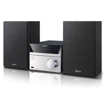 Chaîne hifi Sony CMT-S20 - tuner FM lecteur CD port USB