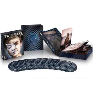 Blu-ray Intégrale Twin Peaks: The Entire Mystery (Série + film et bonus)