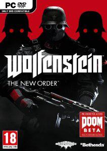 Wolfenstein The New Order sur PC (Version Boite)