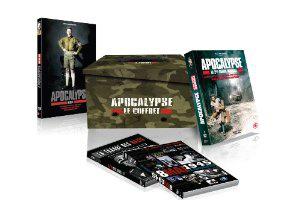Coffret 6 DVD Apocalypse Seconde Guerre Mondiale