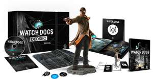 Watch Dogs Dedsec Edition PC