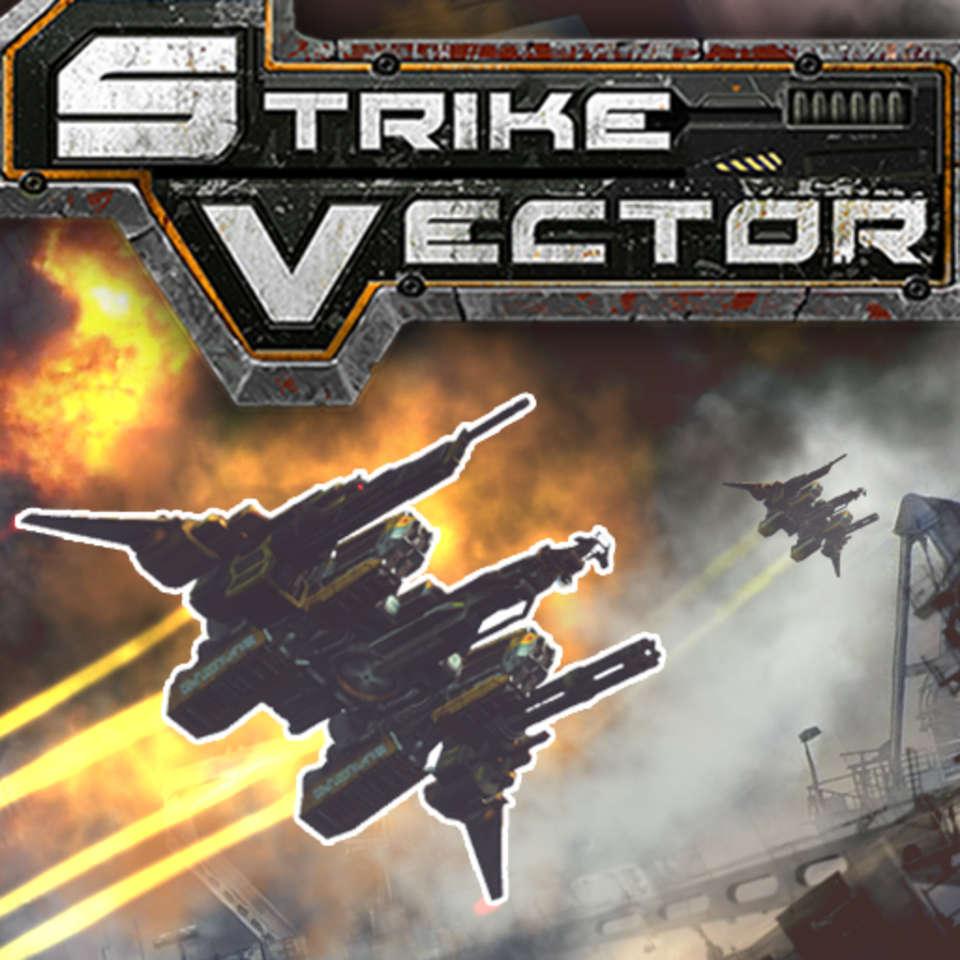 Strike Vector sur PC (Steam)