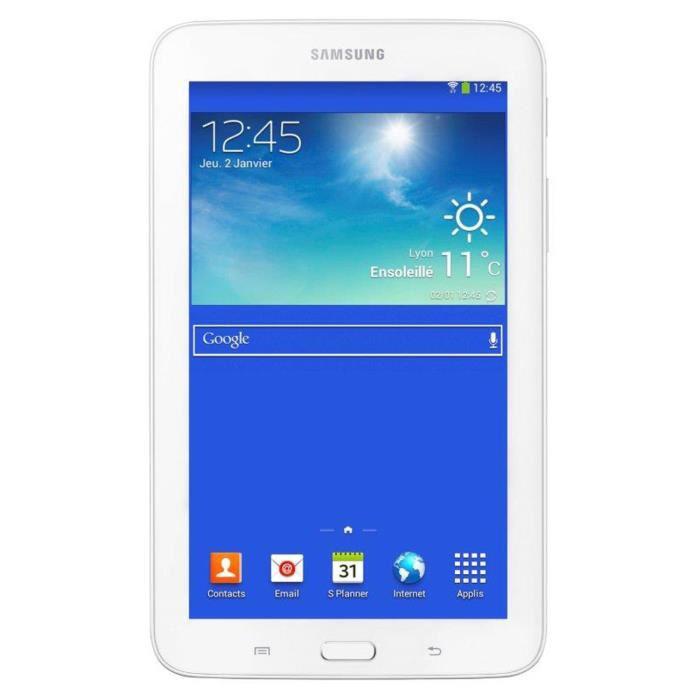 "Une tablette Samsung Galaxy Tab 3 Lite 7"" offerte dès 500€ d'achats"