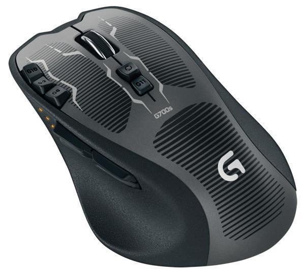 Souris Gaming Logitech G700S