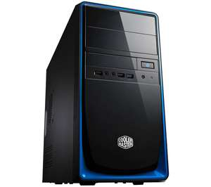 Boitier PC Cooler Master Elite 344 + Alimentation Elite Power 400W