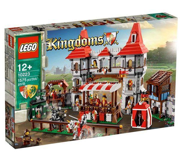 Lego Kingdoms - La Joute Royale - 10223