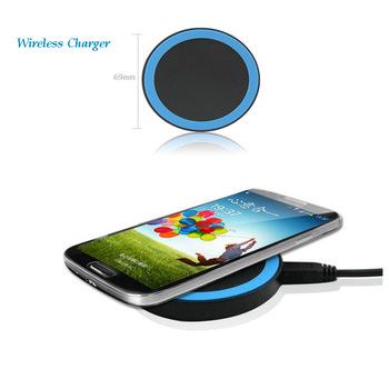 Chargeur sans fil Qi pour smartphone