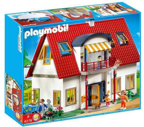 Playmobil 4279 : La Villa Moderne