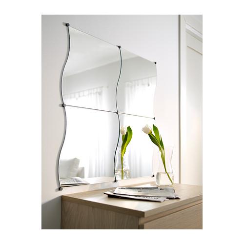 [Offre Ikea Family] Miroir Krabb - 4 pièces