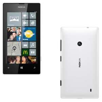 Smartphone Nokia Lumia 520 - Blanc (avec ODR 30€)