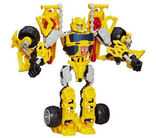 Jouet Hasbro Transformers - CAB Triple Changer Hero