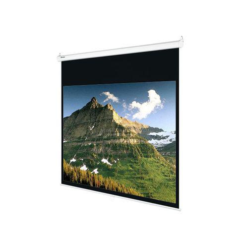 Ecran de projection manuel enroulable Optoma 4/3 - 171x128 (29,99€ de port - commande groupée recommandée)