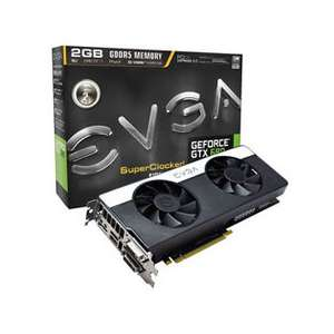 Carte Graphique EVGA Nvidia GeForce GTX 680 SC Signature 2
