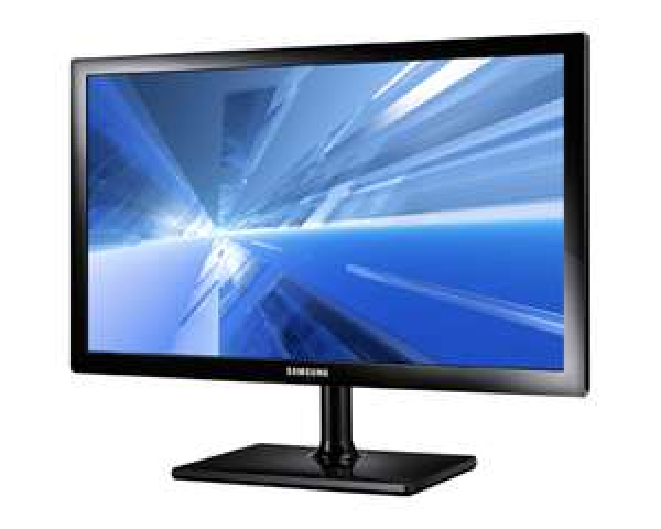 "Ecran PC 27"" Samsung T27C350 - Full HD tunérisé - HDTV 1080p - Fonction MHL - ConnectShare"